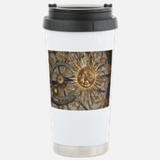 Astrological clockface Travel Mug