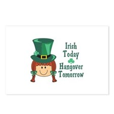 IRISH TODAY Postcards (Package of 8)