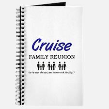 Cruise Family Reunion Journal