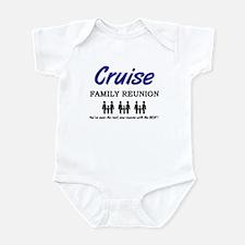 Cruise Family Reunion Infant Bodysuit