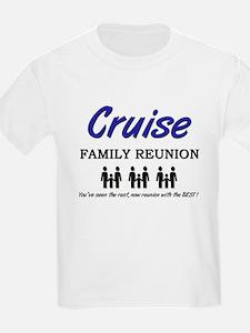Cruise Family Reunion T-Shirt