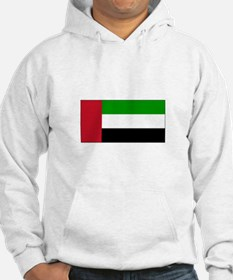 United Arab Emirates Flag Hoodie