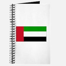 United Arab Emirates Flag Journal