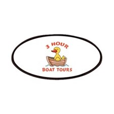 THREE HOUR BOAT TOURS Patches