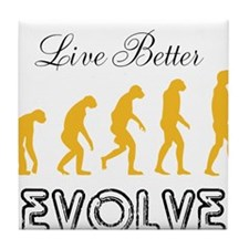Evolve Tile Coaster
