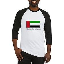 United Arab Emirates - Flag Baseball Jersey