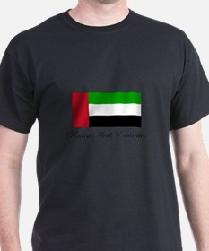 United Arab Emirates - Flag T-Shirt