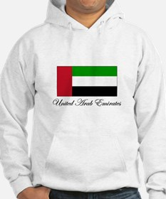 United Arab Emirates - Flag Jumper Hoody