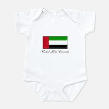United Arab Emirates - Flag Infant Bodysuit