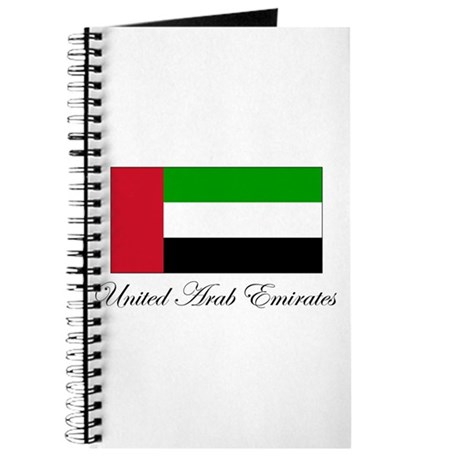 United Arab Emirates - Flag Journal