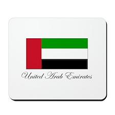 United Arab Emirates - Flag Mousepad