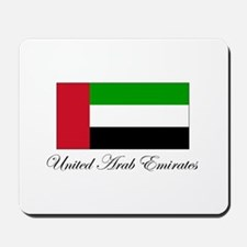 United Arab Emirates - Flag Mousepad