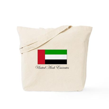 United Arab Emirates - Flag Tote Bag