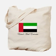 United Arab Emirates - Flag Tote Bag