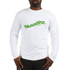 Absinthe Spoon Long Sleeve T-Shirt