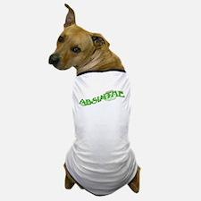 Absinthe Spoon Dog T-Shirt