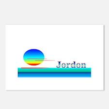 Jordon Postcards (Package of 8)