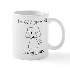 91 dog years 6 Mugs