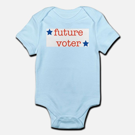 Future Voter Body Suit