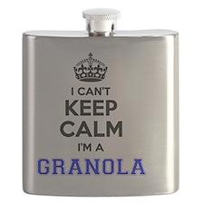 Unique Granola Flask