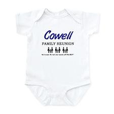 Cowell Family Reunion Infant Bodysuit