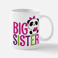 Panda Big Sister Mugs
