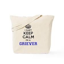 Unique Griever Tote Bag