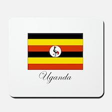 Uganda - Flag Mousepad