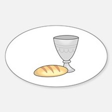 WINE AND BREAD Decal