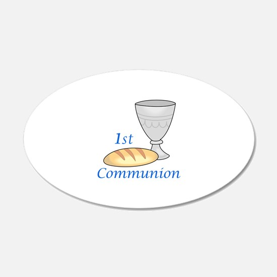 FIRST COMMUNION Wall Decal