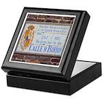 Bourbon Street Art Keepsake Box