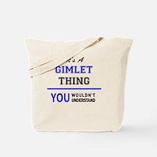 Cute Gimlet Tote Bag