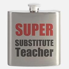 Super Substitute Teacher Flask