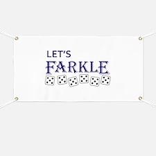 LETS FARKLE Banner