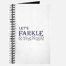 LETS FARKLE Journal