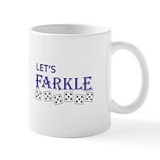 LETS FARKLE Mugs