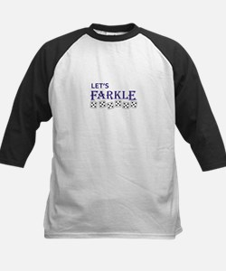 LETS FARKLE Baseball Jersey
