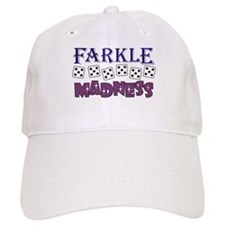 FARKLE MADDNESS Baseball Baseball Cap