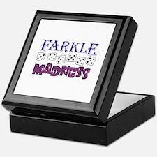 FARKLE MADDNESS Keepsake Box