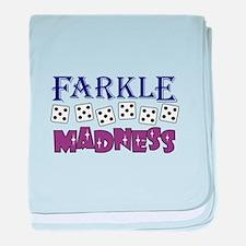 FARKLE MADDNESS baby blanket