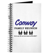Conway Family Reunion Journal