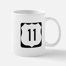 US Route 11 Mug