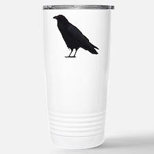 Unique Crows Travel Mug