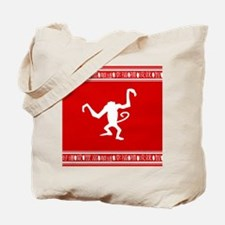 Year of the Monkey Chinese Zodiac symbol Tote Bag