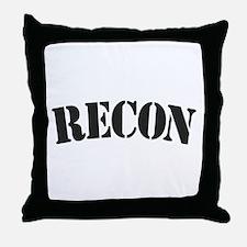 Recon Throw Pillow