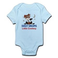 Sweet Dreams Little Cowboy Body Suit