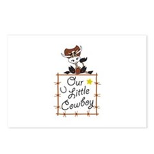Our U Little Cowboy Postcards (Package of 8)