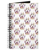 Paw print Journals & Spiral Notebooks
