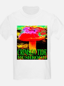 Crimson Tide Mushroom T-Shirt