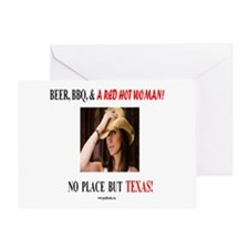 t-shirt logo 5a.png Greeting Cards